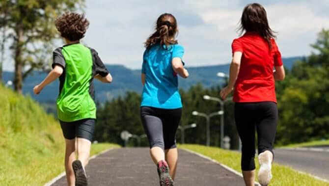 קבוצות ריצה לילדים ולנוער