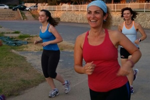 קבוצת ריצה לנשים